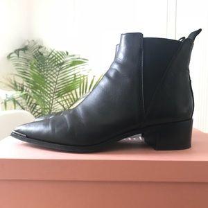 Acne Jensen Black Boot